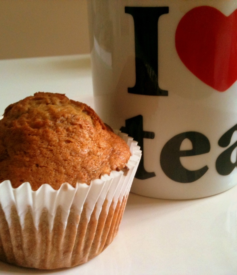 Tea and Muffin