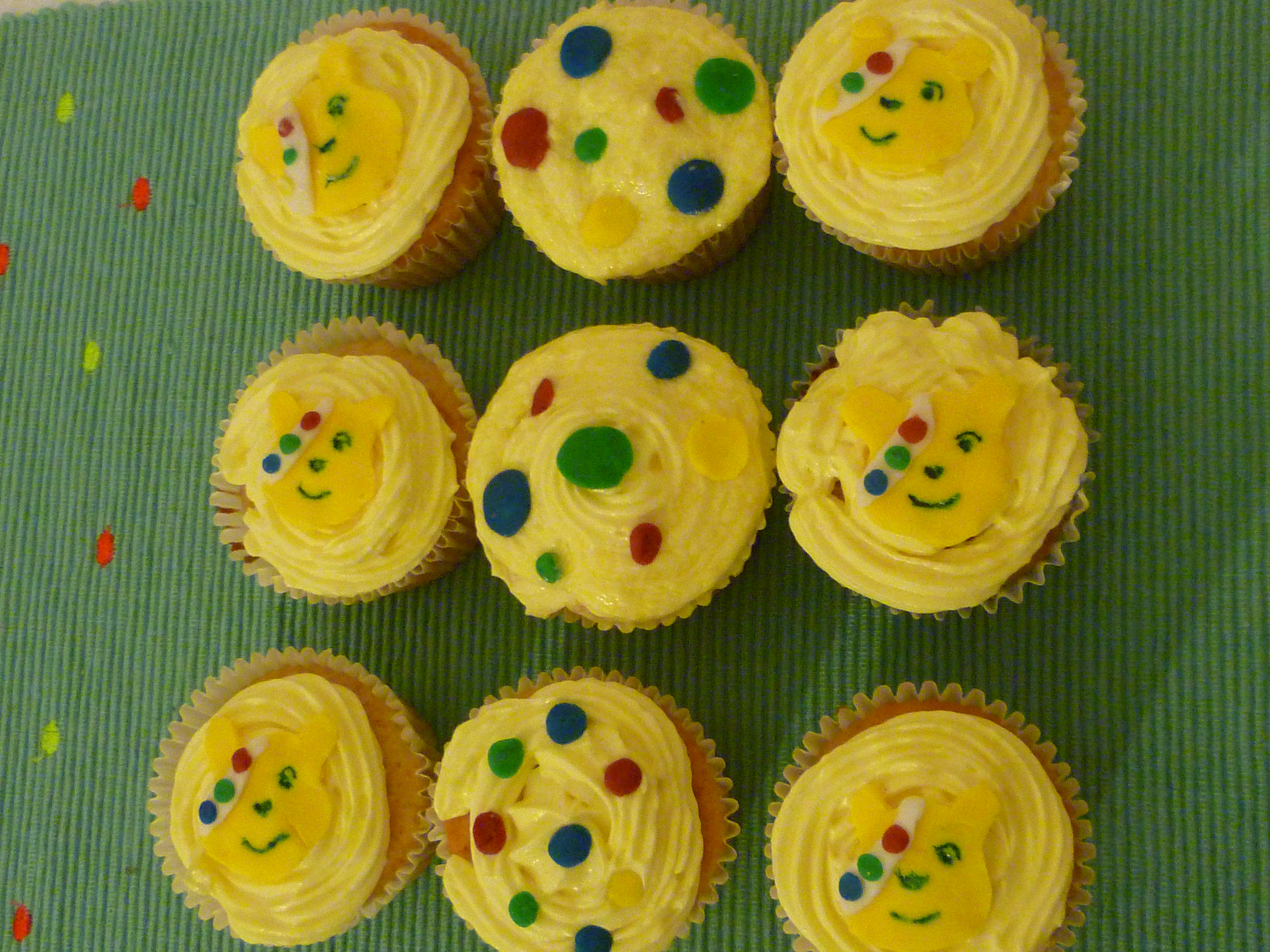 Where To Get Pudsey Bear Cake Toppers