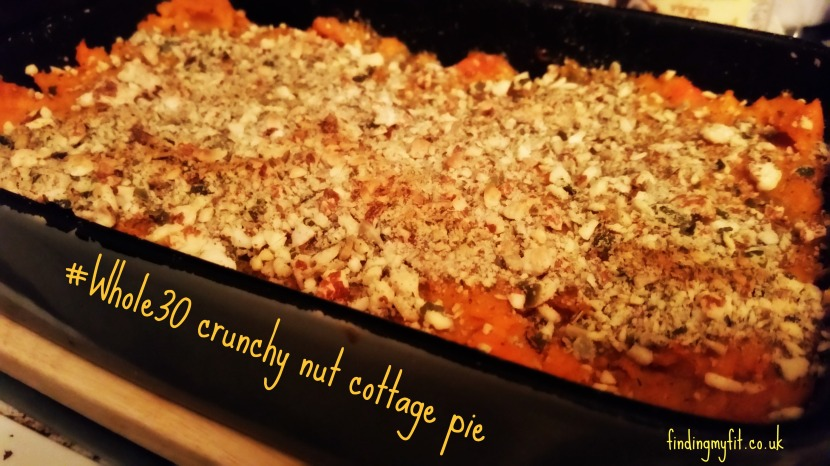 Crunchy nut cottage pie2